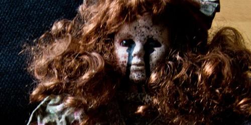Horror Puppen selbst machen für Halloween